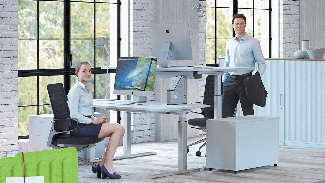 REISS Büromöbel | midoridesign
